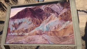 Artist Palette @Death Valley