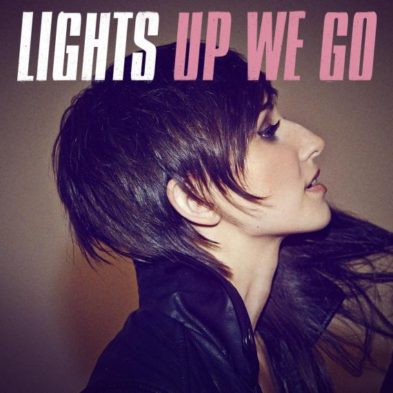 Lights - Up We Go (Artwork)