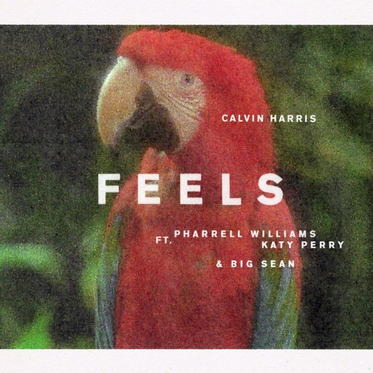 Calvin Harris - Feels ft. Pharrell Williams, Katy Perry & Big Sean