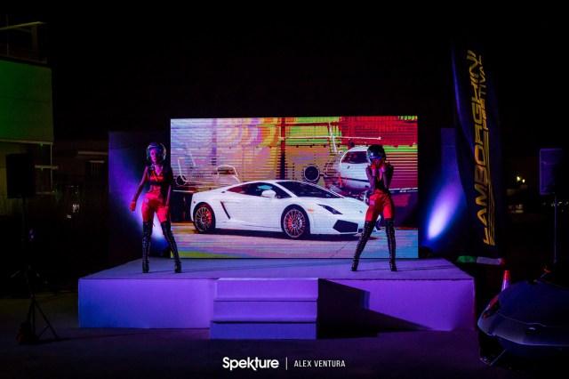Advent Works: Lamborghini Festival 2016 - Kick Off Event &emdash;