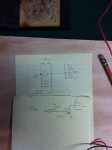 schematics before and after