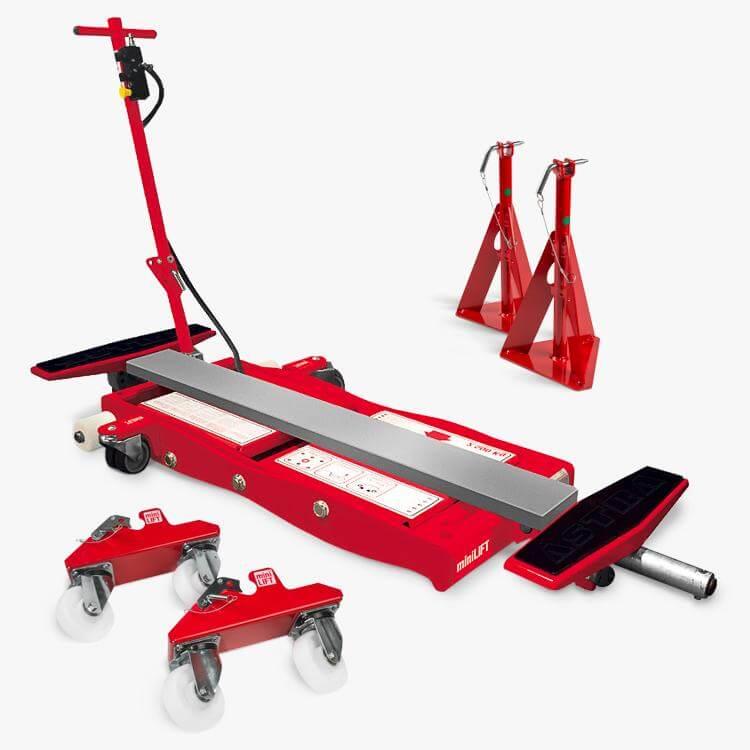 Mini Table Lvatrice Mobile Pour Carrosserie Automobile