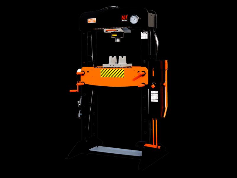 bh720 presse d atelier 20t