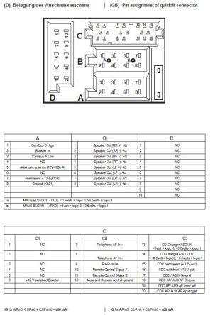 Alfa 147 Radio Wiring Diagram – Alfa Selespeed