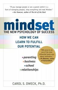 Carol Dwecks boek. Succes heeft vooral te maken met hoe we denken.