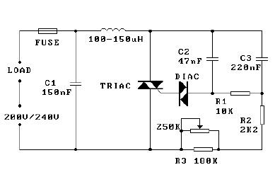 AC motor control