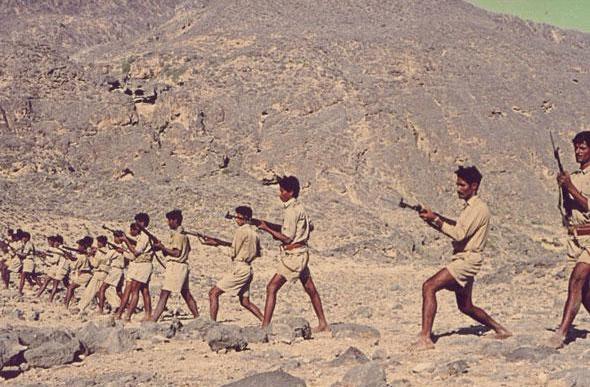 صفحات منسية من تاريخ حرب ظفار: الجزء الثاني