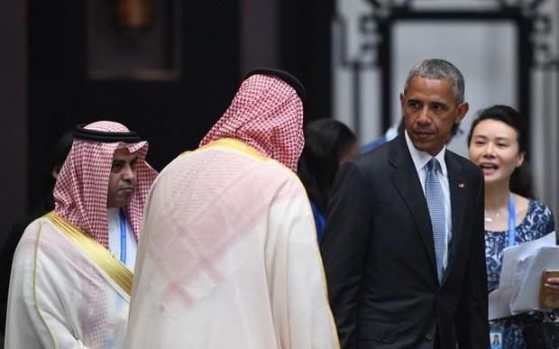 رقصة الذئاب: السعودية وجاستا!