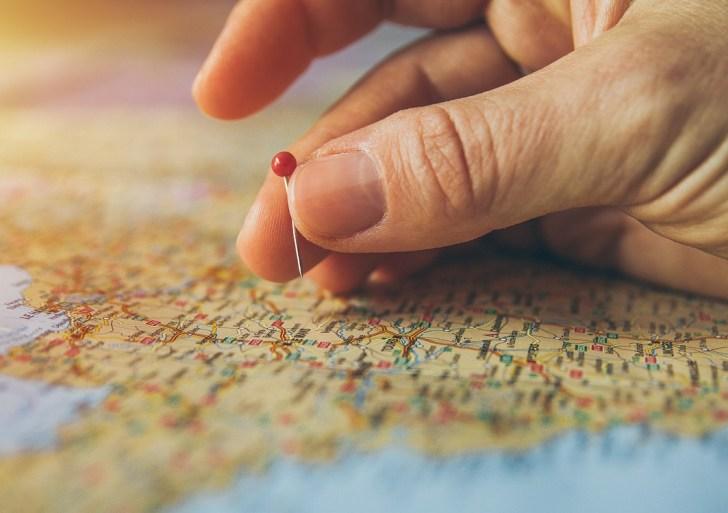إعادة التسمية الجغرافية geographical renaming