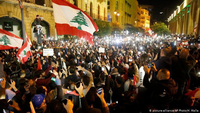 التشتت التاريخي في لبنان