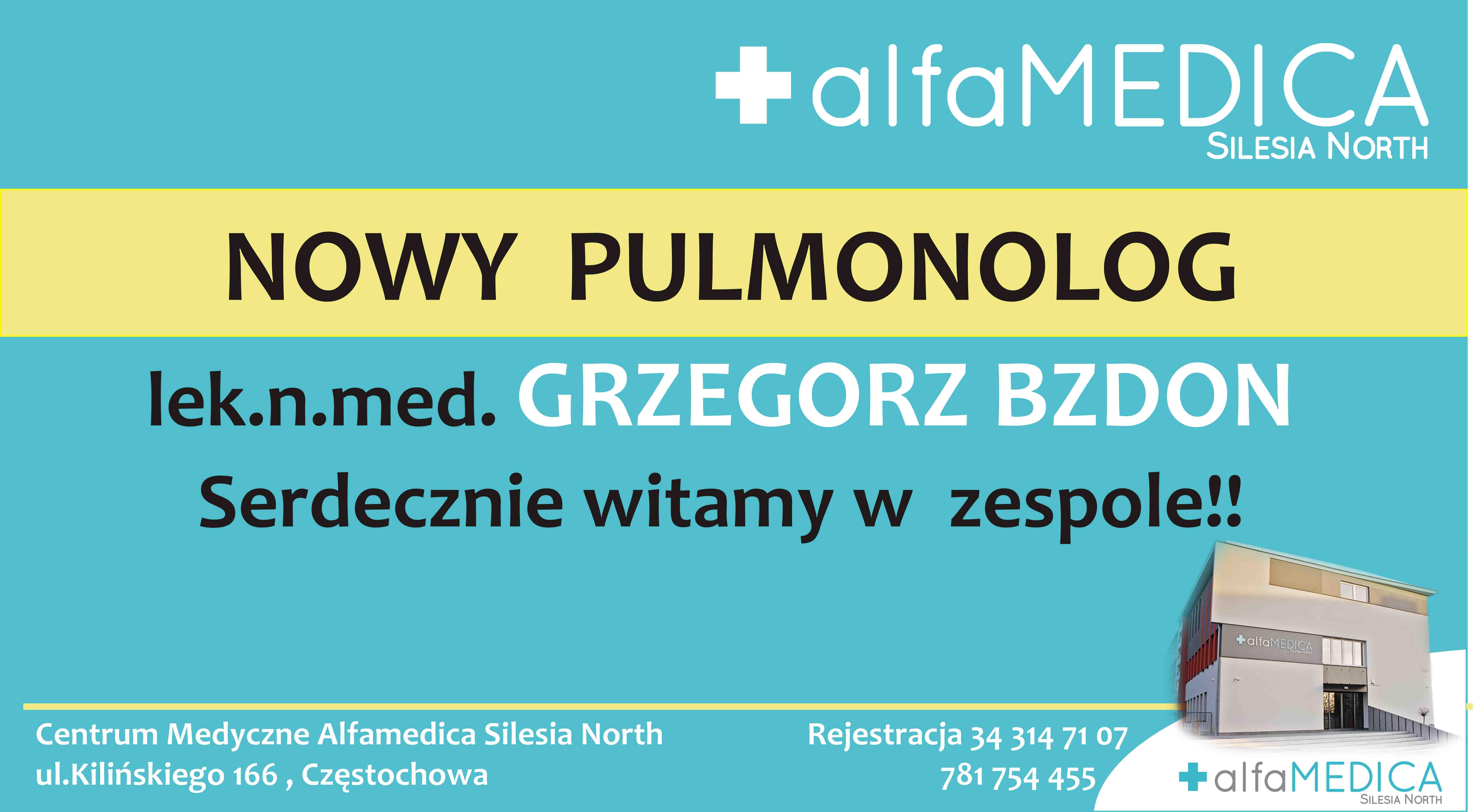 pulmonolog, poradnia pulmonologiczna. choroby płuc, bzdon