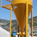 Filler Unit Asphalt Drum Mix