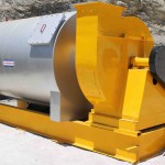 Pollution Control Unit Asphalt Drum Mix