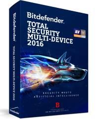 Bitdefender Total Security logo