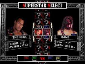 WWE Raw screenshot