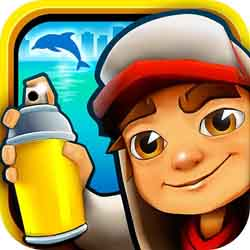 subway surfers for pc icon