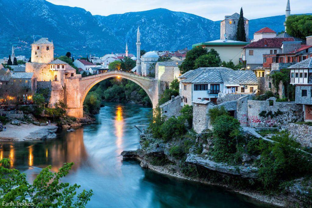 عرض السفر الى البوسنة