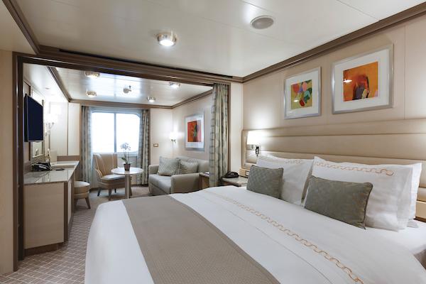 Vista Suite, Silver Spirit