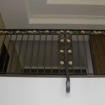 Scale Interne Classiche Parapetto in ferro battuto lavorato a mano - Alfa Scale