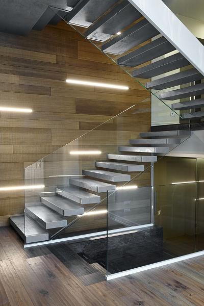 Arredare scale interne arredamento per piccoli spazi - Scale interne piccoli spazi ...