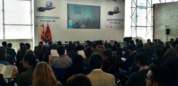 IMEX 2010 Madrid - Conferencia Angola