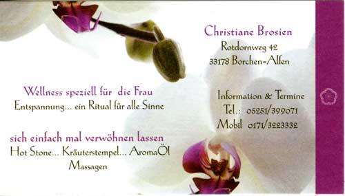 Christiane Brosien - Entspannung ...