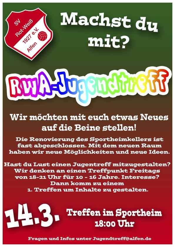 RWA-Jugendtreff