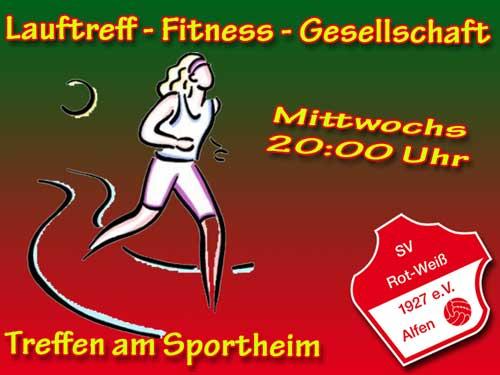RWA-Jogging