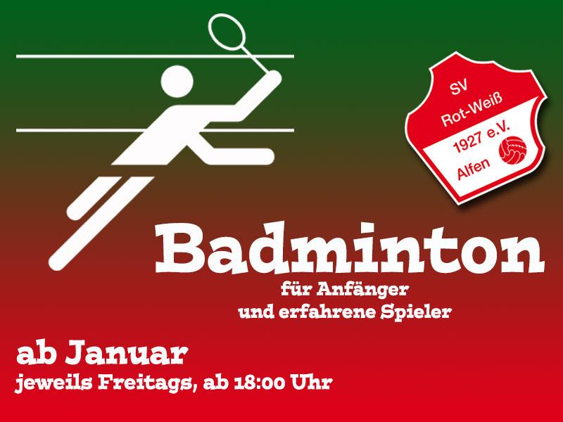 RWA-Badminton