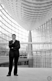 Martin: business portrait commission