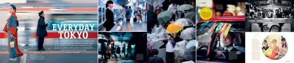 Recent photography feature in Air Malaysia's inflight magazine