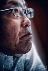 Mr. Masunaga, boss of Masunaga Optical