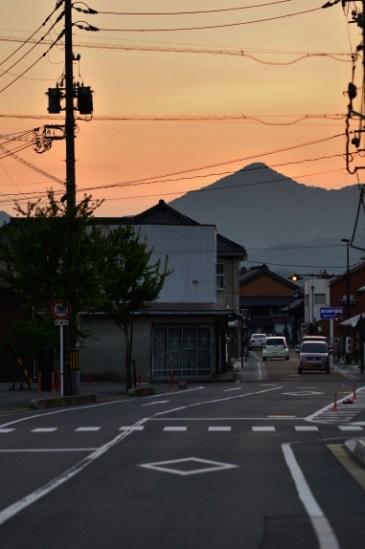 Hofu, Yamaguchi-ken: home to Mazda's factory