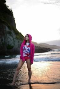 Sunrise shoot, Hyuga