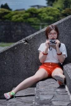 Ruri the geek, Miyazaki