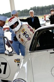 Tetsu Ikuzawa at Sodegaura Raceway