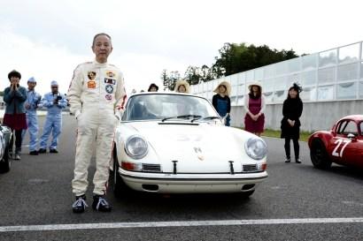 Tetsu Ikuzawa: still winning aged 72
