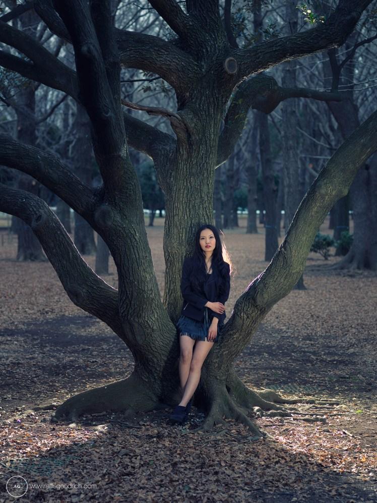 Fashion photography: Mari Hirao, Hasselblad H4D-40, HC100mm f/2/2 lens