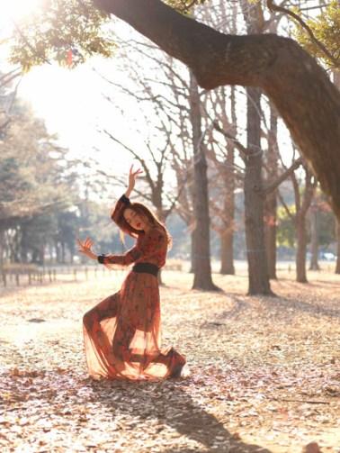 Reverie in Yoyogi