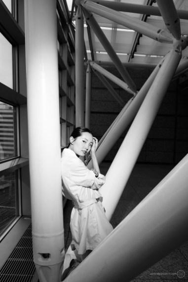 Mari: quick fashion shoot in Tokyo