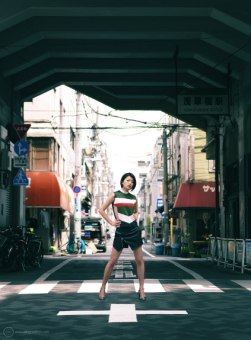 Tokyo is our studio: Norie in Asakusabashi