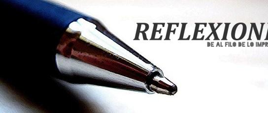 Reflexiones: Sentenciando Tradiciones