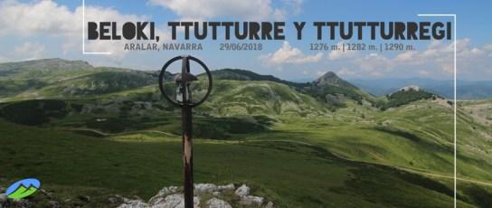 MendiaK: Beloki, Ttutturre y Ttutturregi