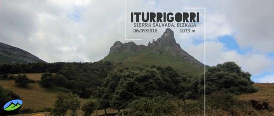 MendiaK: Iturrigorri (Tologorri) por portillos de La Barrerilla y La Menérdiga