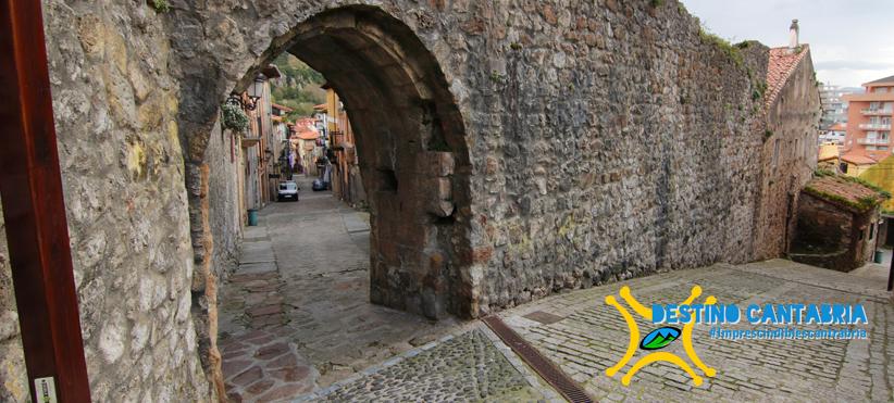 Puebla vieja de Laredo