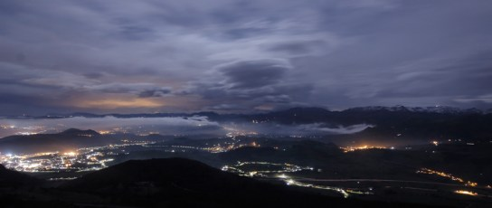 photogrAFI: Nocturnas en Peña Cabarga