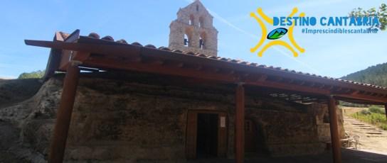 Destino Cantabria: Iglesia Rupestre de Santa María de Valverde