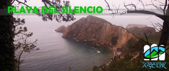 Territorio Astur: Playa del Silencio