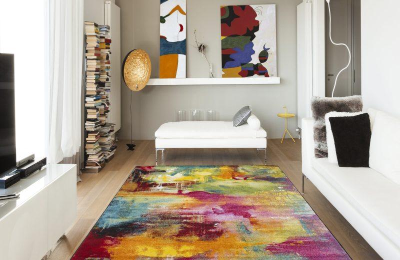 Alfombra Arte Abstracto BELIS 20754 21 Multi