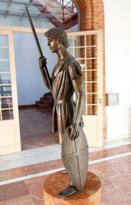 Sant Jordi de la seu del Consell del Baix Camp (1993)
